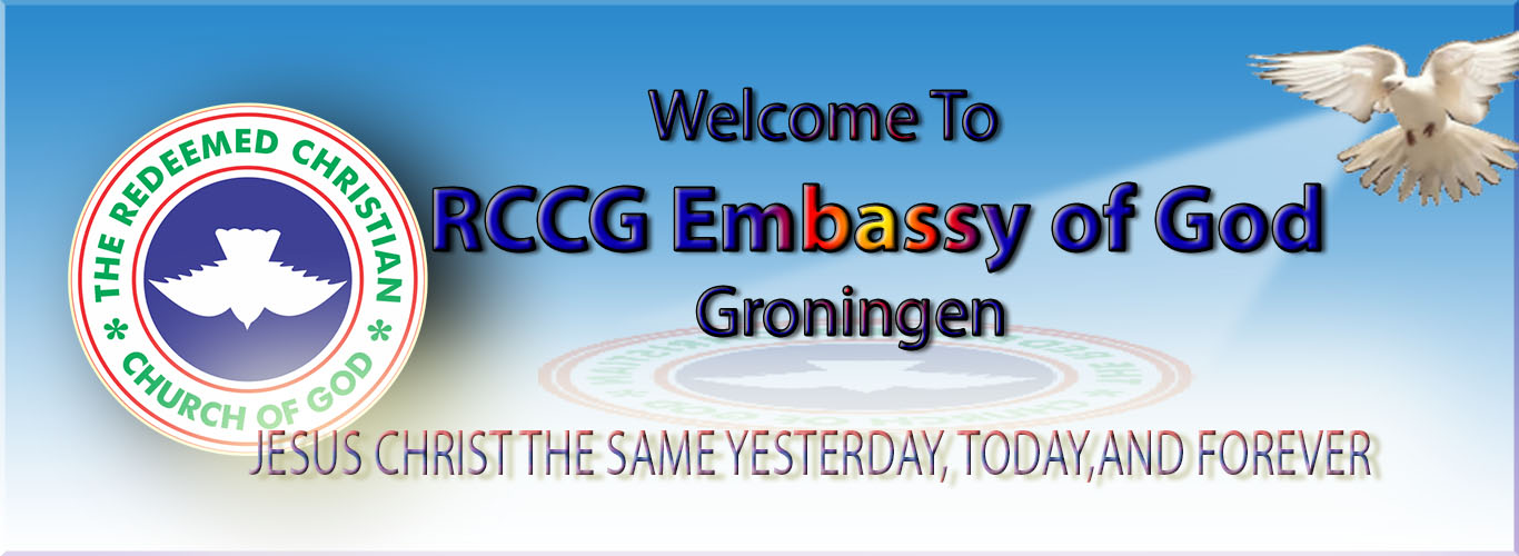 Welcome to official website of RCCG Embassy of God Groningen.